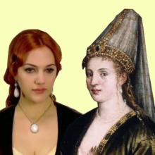 Как выглядела юная Хюррем-султан