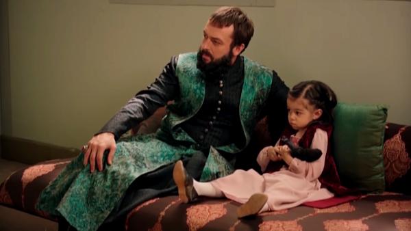 Ибрагим-паша с Эсманур