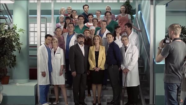 """Конец второго сезона """"Женского доктора"""""""