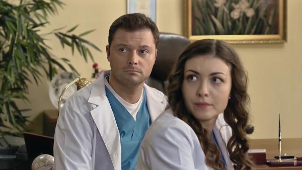 Широков и Надя (1 сезон)