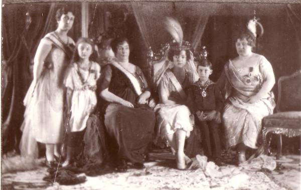 Свадьба Рукие-султан