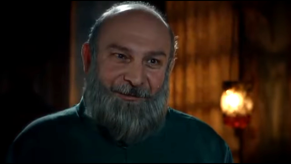 """Мустафа-паша - первый муж шах-султан в сериале """"Великолепный век"""""""