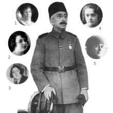 Судьба 5 жён сбежавшего султана