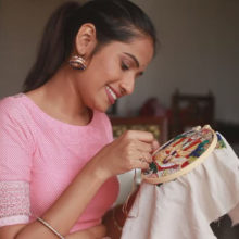 Как с помощью вышивки привлечь любовь и богатство