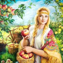 Народные приметы на яблочный спас (19 августа)