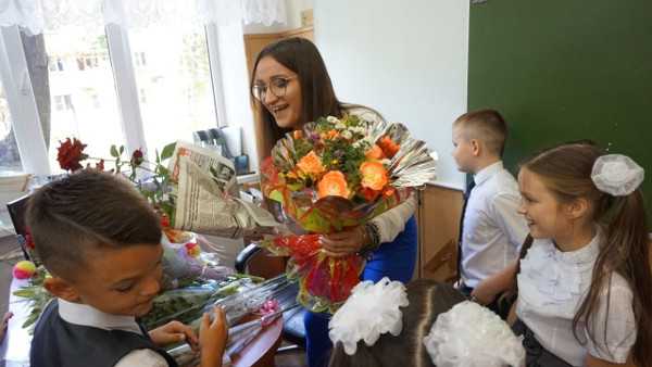подарки учителю на 1 сентября