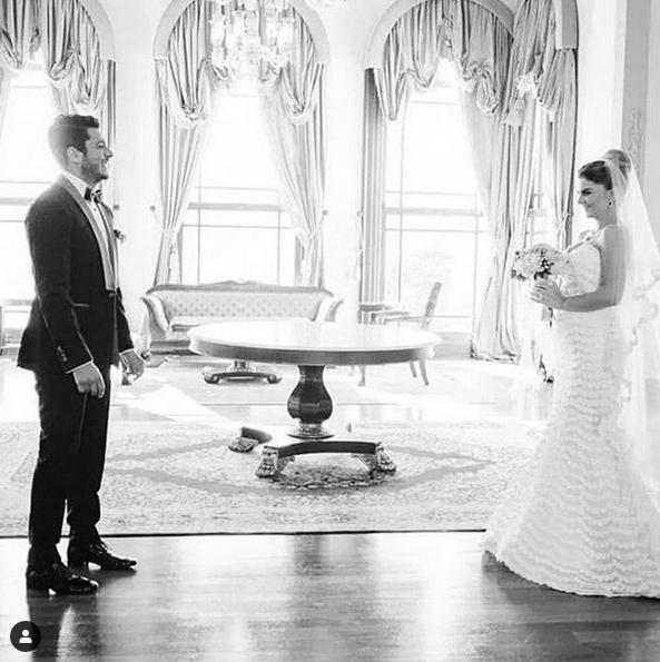 Свадьба Пелин Карахан