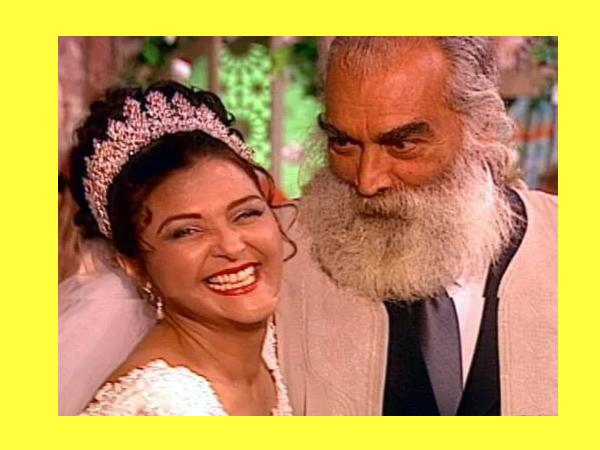 Свадьба донны Ноэмии и Мустафы
