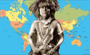 «Белый брат» из России завоюет Америку за 1 день — предсказания индейцев Хопи