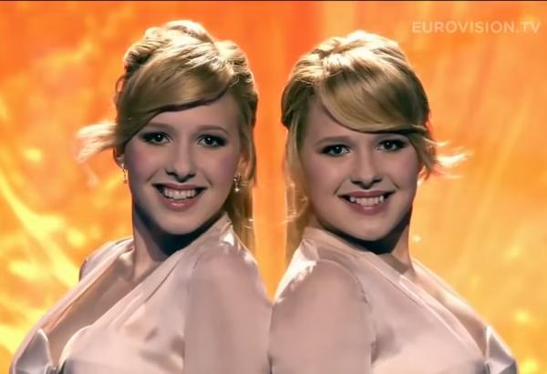 Сёстры Толмачёвы на Евровидении