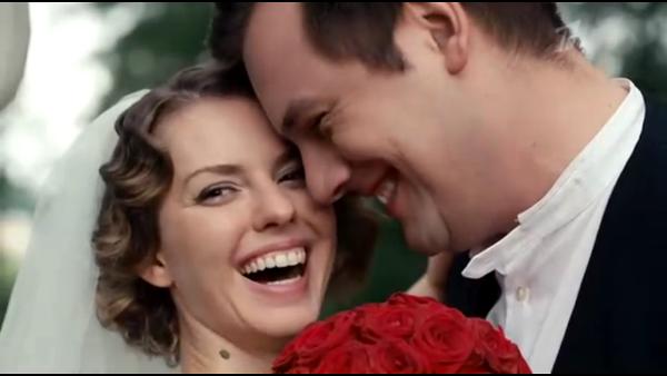 Свадьба Базанова и Ольшанской