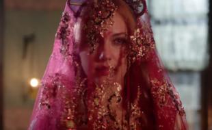 Свадебные платья в «Великолепном веке» и Османской империи