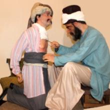 Как лечили душевнобольных в Османской империи