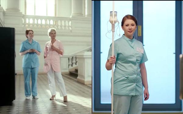 Медсестра Надя