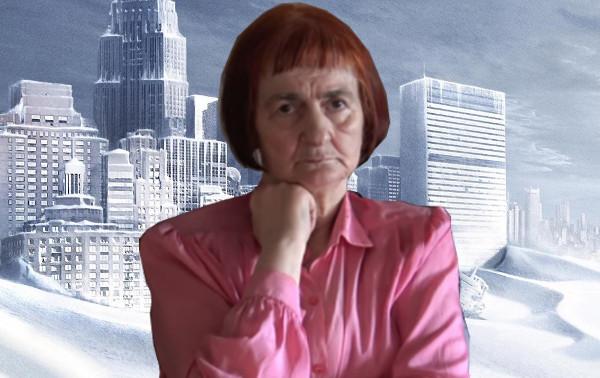 Верица Обринович