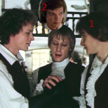 Загадочная замена в «Гардемаринах»: князей Оленевых было два?