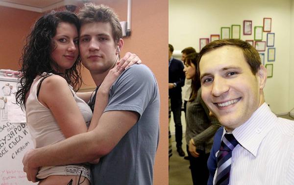 Александр Нелидов и Наташа Павлова