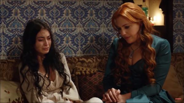 Хюррем и принцесса Изабелла