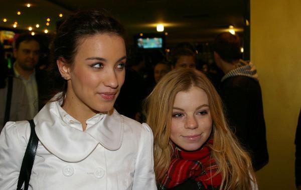 Александра Балакирева и Виктория Дайнеко