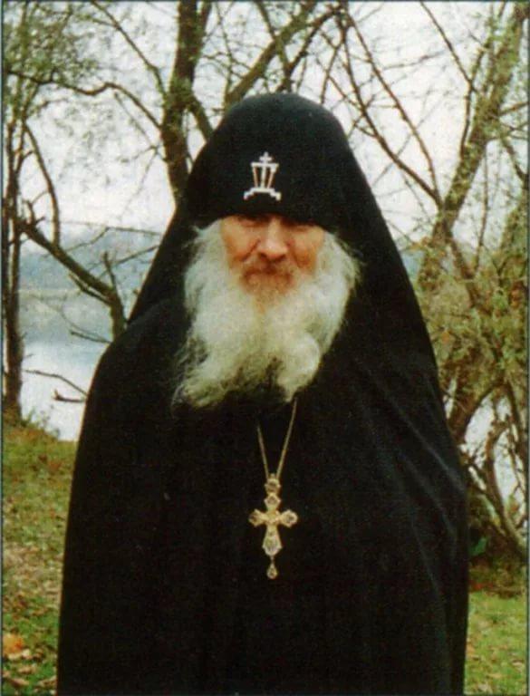 Старец Санаксарский