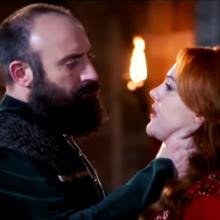 7 самых страстных сцен в «Великолепном веке»