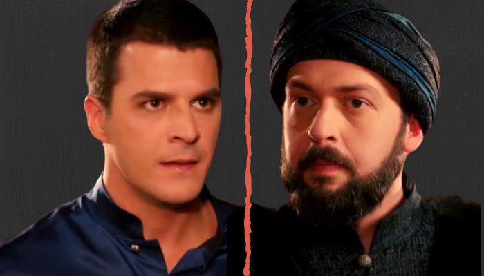 Шехзаде Мустафа и Ибрагим-паша