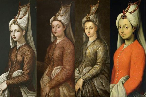 Портреты Михримах