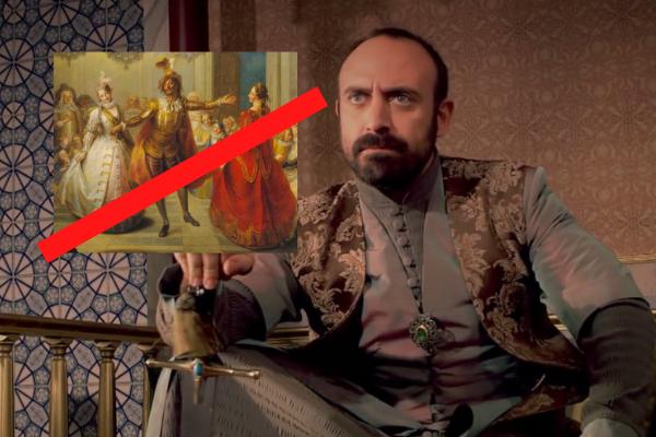 Султан Сулейман запретил французам танцевать