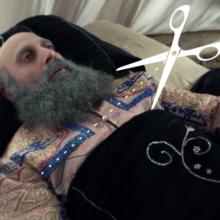 Зачем кафтаны умерших султанов резали ножницами?