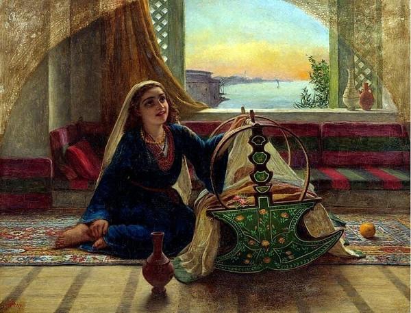 Наложница османского султана