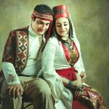 Первая брачная ночь у армян — традиция красного яблока