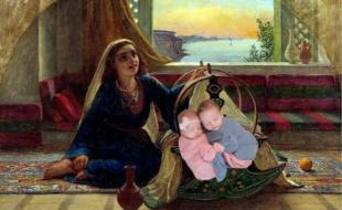 Близнецы в османской династии — кто и когда их рожал?