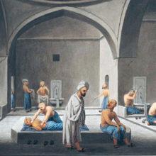 Чем турки занимались в бане (помимо мытья)?