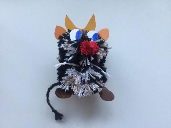 Бычок - новогодний символ