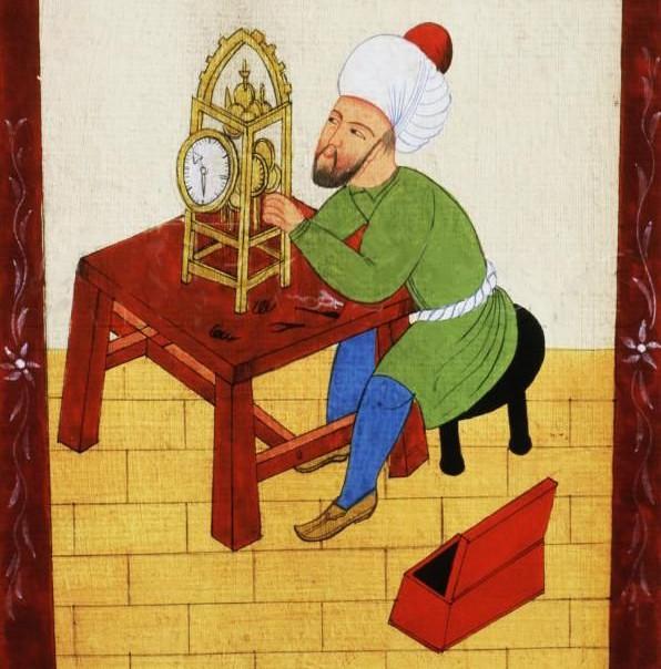 Часы в Османской империи