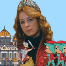 Судьба мятежной Эсмы, мечтавшей стать султаном