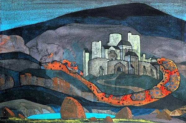 «Град умерший» (1914 г.)