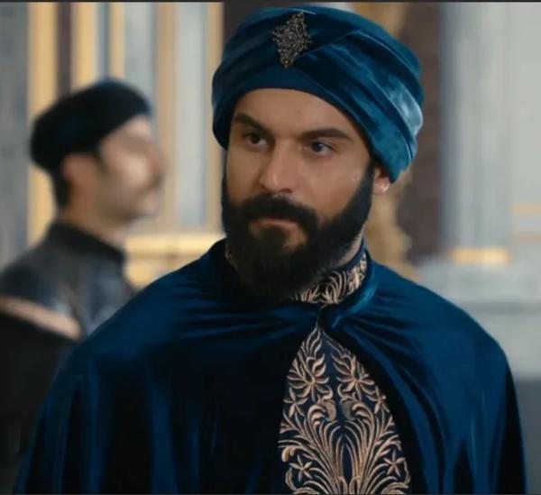 Султан Махмуд в сериал«Султан моего сердца»