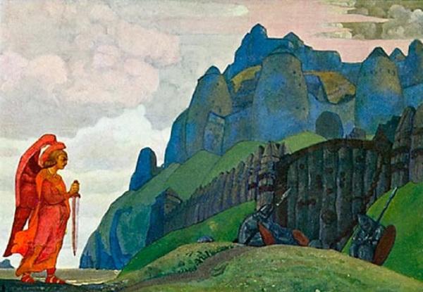 «Меч мужества», 1912 г.