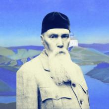Пророческие картины Николая Рериха