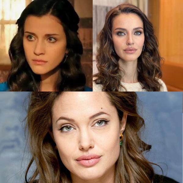 Ирем Хелваджиоглу — Нурбахар-хатун, Анджелина Джоли