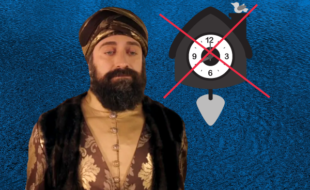 Почему в гареме султана Сулеймана не было часов?