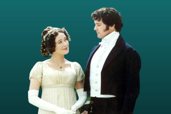 Лиззи и мистер Дарси