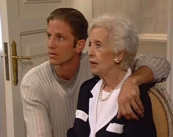 Иво и бабушка