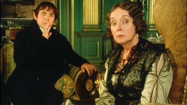 Леди Кэтрин де Бург и мистер Коллинз