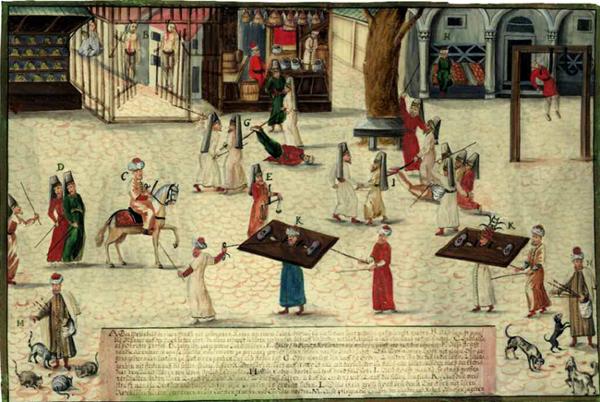Наказания в Османской империи