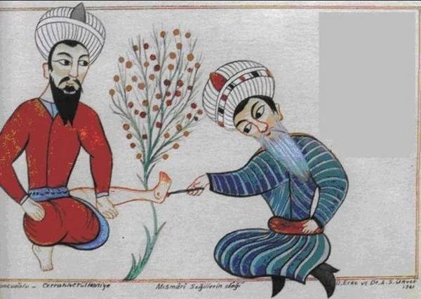 Османский врач