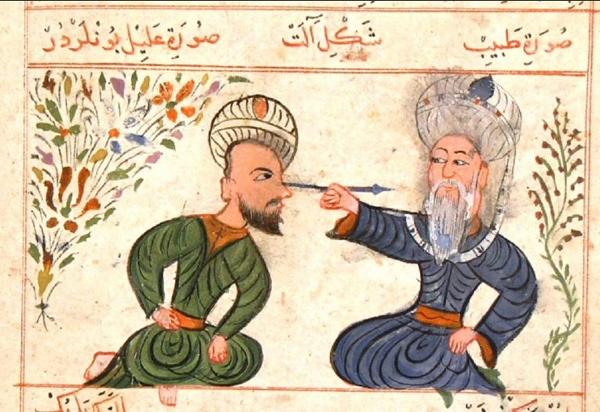Офтальмолог в Османской империи