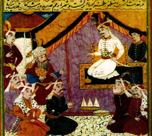 Шах Исмаил II