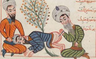 Дикие методы лечения в Османской империи
